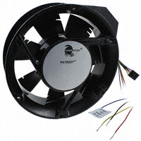 Comair Rotron - 19039695A - FAN AXIAL 171.4X50.8MM PQD24Z3A2