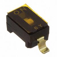 Copal Electronics Inc. - CFS-0100MB - SWITCH DIP SPST 100MA 6V