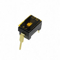 Copal Electronics Inc. - CFS-0100MC - SWITCH DIP SPST 100MA 6V