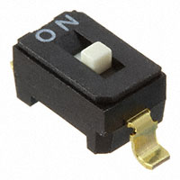 Copal Electronics Inc. - CFS-0101MB - SWITCH DIP SPST 100MA 6V