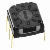 Copal Electronics Inc. - SH-7030MC - SW ROTARY DIP BCD COMP 100MA 5V