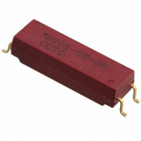 Coto Technology - 9201-05-00 - RELAY REED SPST 500MA 5V