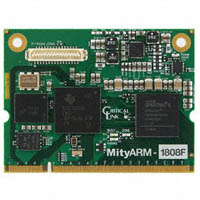 Critical Link LLC - 1808-FG-225-RC - MITYSOM-1808F SOM AM1808